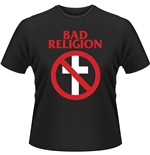 T-shirt Bad Religion - Cross Buster