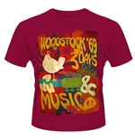 T-shirt Woodstock 119382