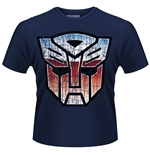 T-shirt Transformers Autobot Shield