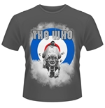 T-shirt The Who - Smoke