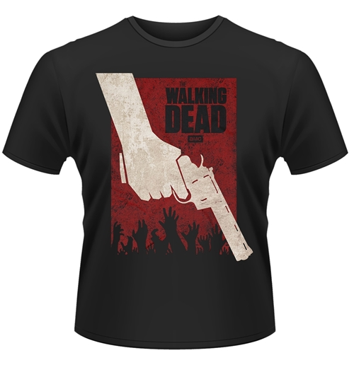 T-shirt The Walking Dead - Revolver
