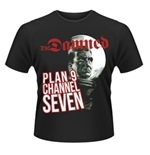 T-shirt The Damned - Plan 9 Channel 7