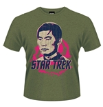 T-shirt Star Trek Sulu Space