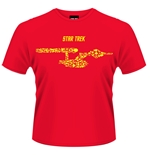 T-shirt Star Trek Ships Of The Line