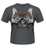 T-shirt Sons Of Anarchy Winged Reaper