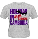 T-shirt Dead Kennedys - Holiday In Cambodia 2