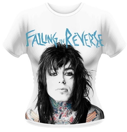 T-shirt Falling In Reverse RONNIE TATTOOS