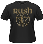 T-shirt Rush - Metallic Starman