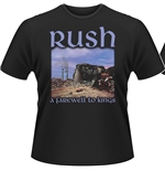 T-shirt Rush - A Farewell To Kings