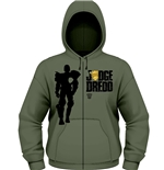 Sweat-shirt 2000AD Judge Dredd SILHOUETTE