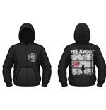 Sweat shirt Rise Against  120510