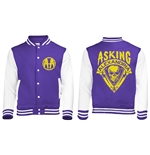 Veste Varsity Asking Alexandria - Skull Shield