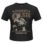 T-shirt Johnny Cash 120701