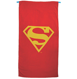 Superman serviette de bain (cape) 135 x 72 cm