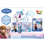 La Reine des neiges Fashion Kit