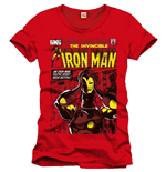 T-shirt Iron Man 120899