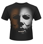 T-shirt Plan 9 - Halloween - Mask