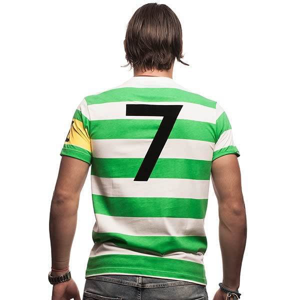 T-shirt Celtic Captain