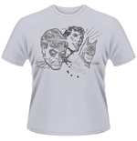 T-shirt DC Comics 121056