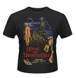 T-shirt Plan 9 - House On Haunted Hill