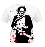 T-shirt Massacre à la Tronçonneuse Leatherface