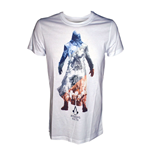 T-shirt Assassins Creed Unity Shades Of Revolution, Taille L
