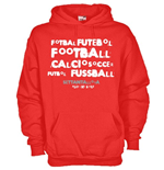Sweat shirt Différentes Football 121828