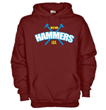 Sweat à Capuche Hammers Supporter