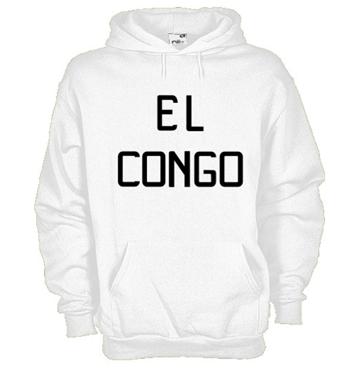 Sweat shirt El Congo 121893