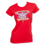 T-shirt Wonder Woman 121899