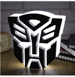 Transformers lampe Autobot