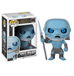 Le Trône de fer POP! Vinyl Figurine White Walker 10 cm