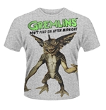 T-shirt Gremlins DON'T Feed 'em After Midnight