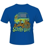 Scooby Doo T-shirt Mystery Machine