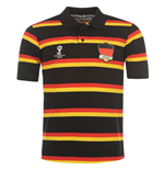 Polo Allemagne Football (Noir)