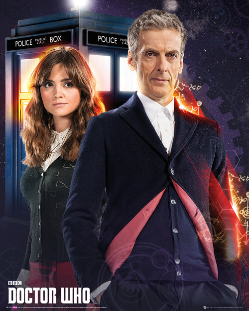 Poster Doctor Who  122514