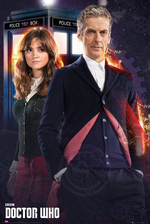 Poster Doctor Who  122515