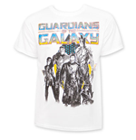 T-shirt Guardians of the Galaxy pour homme