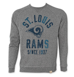 Sweatshirt Junk Food NFL St. Louis Rams Gris