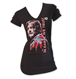 T-shirt The Walking Dead Daryl Noir