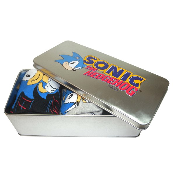 Chaussettes Sonic The Hedgehog