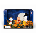 Peanuts pack 3 figurines Halloween 5 cm