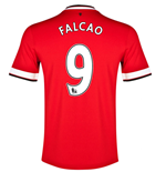 Maillot Manchester United FC 2014-2015 Home