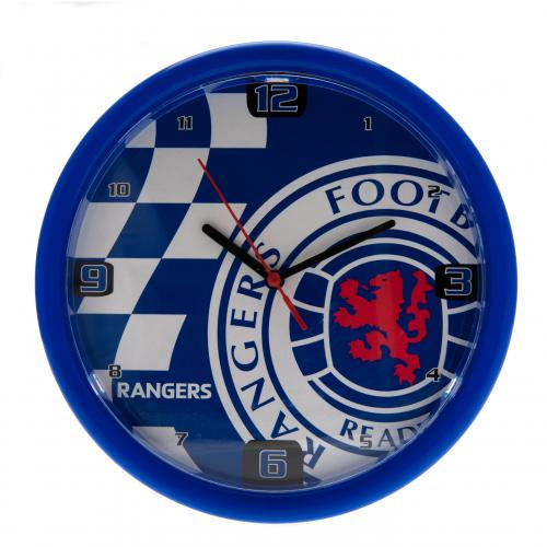 Horloge Murale Rangers Football Club 123380