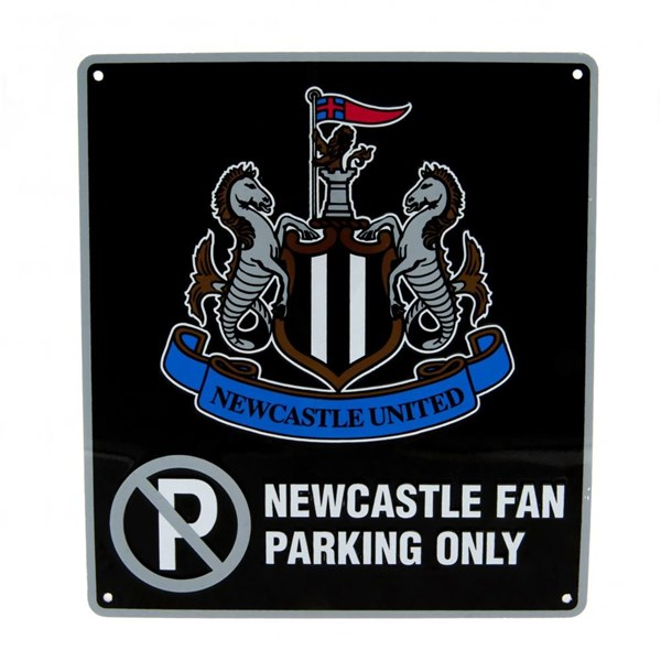 Plaquette Newcastle United  123407