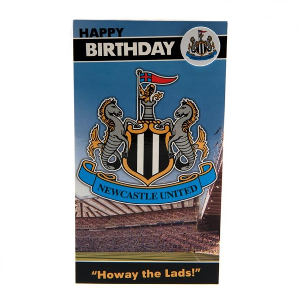 Cartes de félicitations Newcastle United  123414