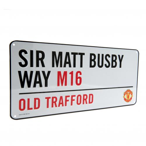 Plaquette Manchester United FC 123420