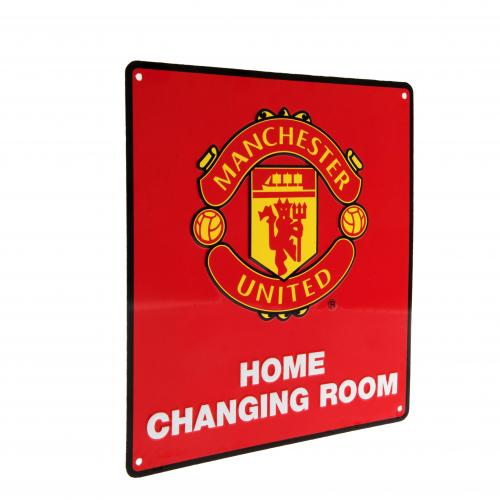 Plaquette Manchester United FC 123438