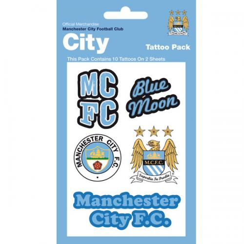 Tatouages Manchester City FC 123452