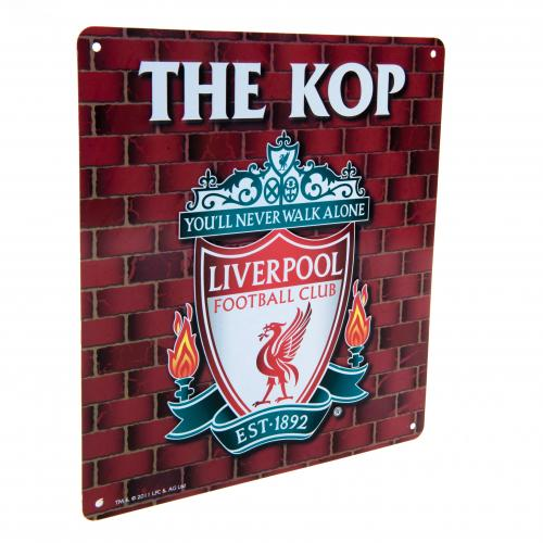 Planneau Liverpool FC The Kop